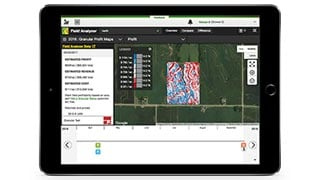 Deere & Granular Introduce New Farm Management Tool