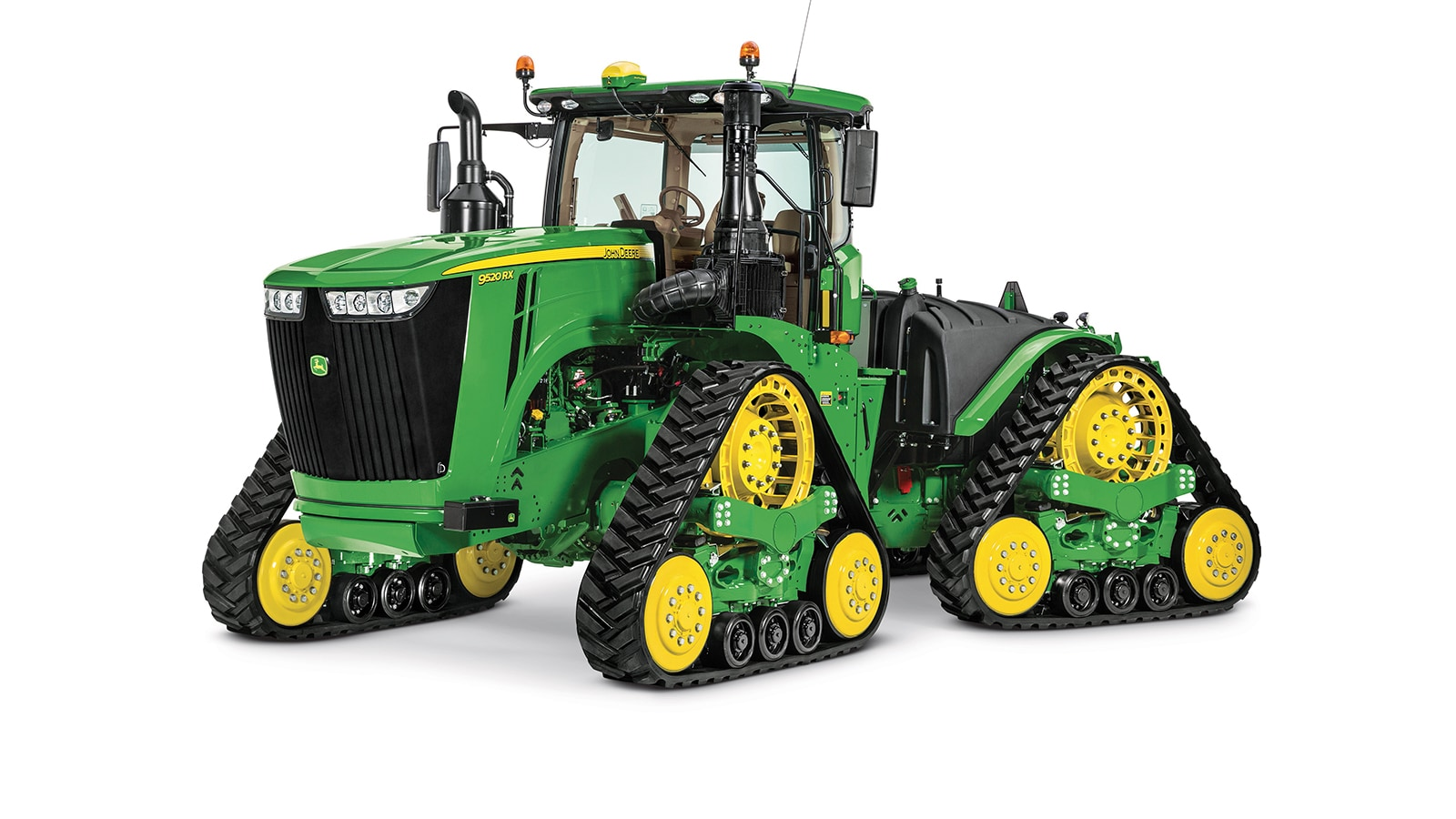 Three New Narrow Track Versions To The 9rx Tractor Lineup