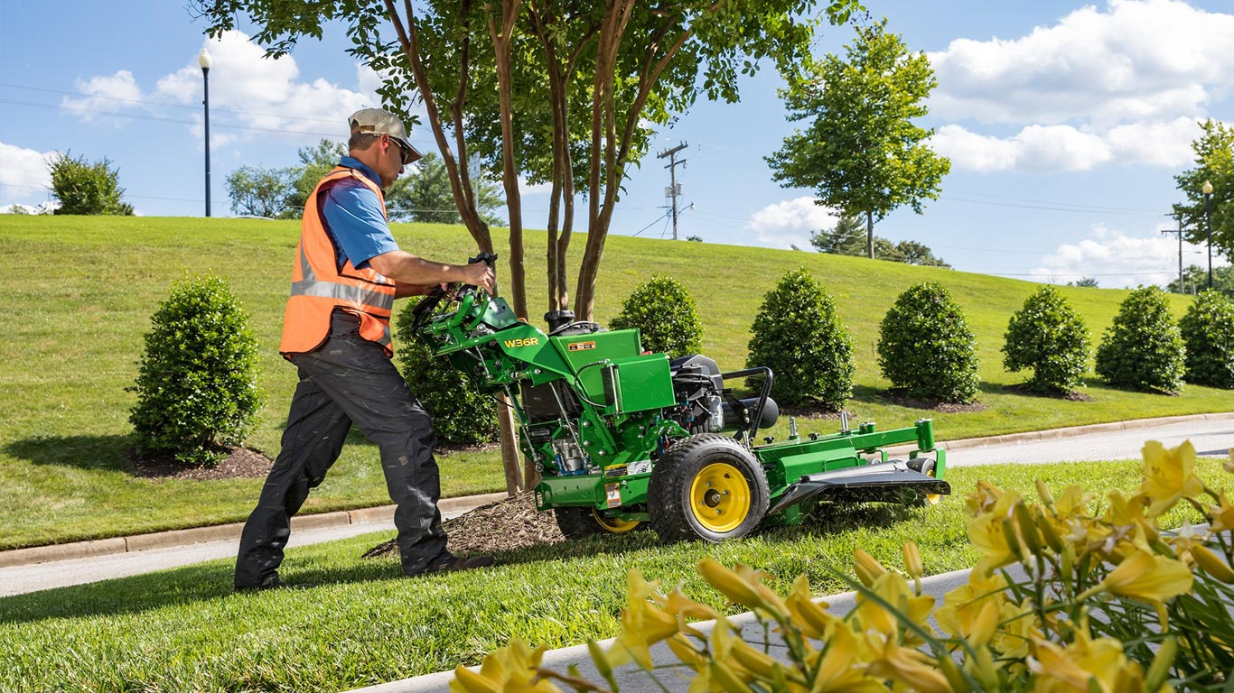 John Deere Commercial Walk Behind Mower