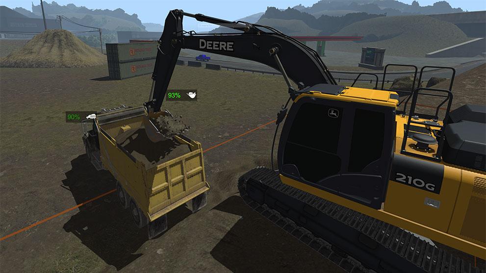 Excavator Construction Simulators John Deere Us
