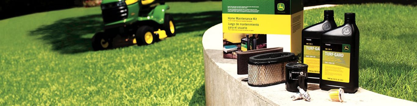 home maintenance kits lawn and garden parts johndeere com