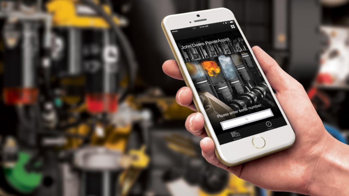John Deere PowerAssist™ App