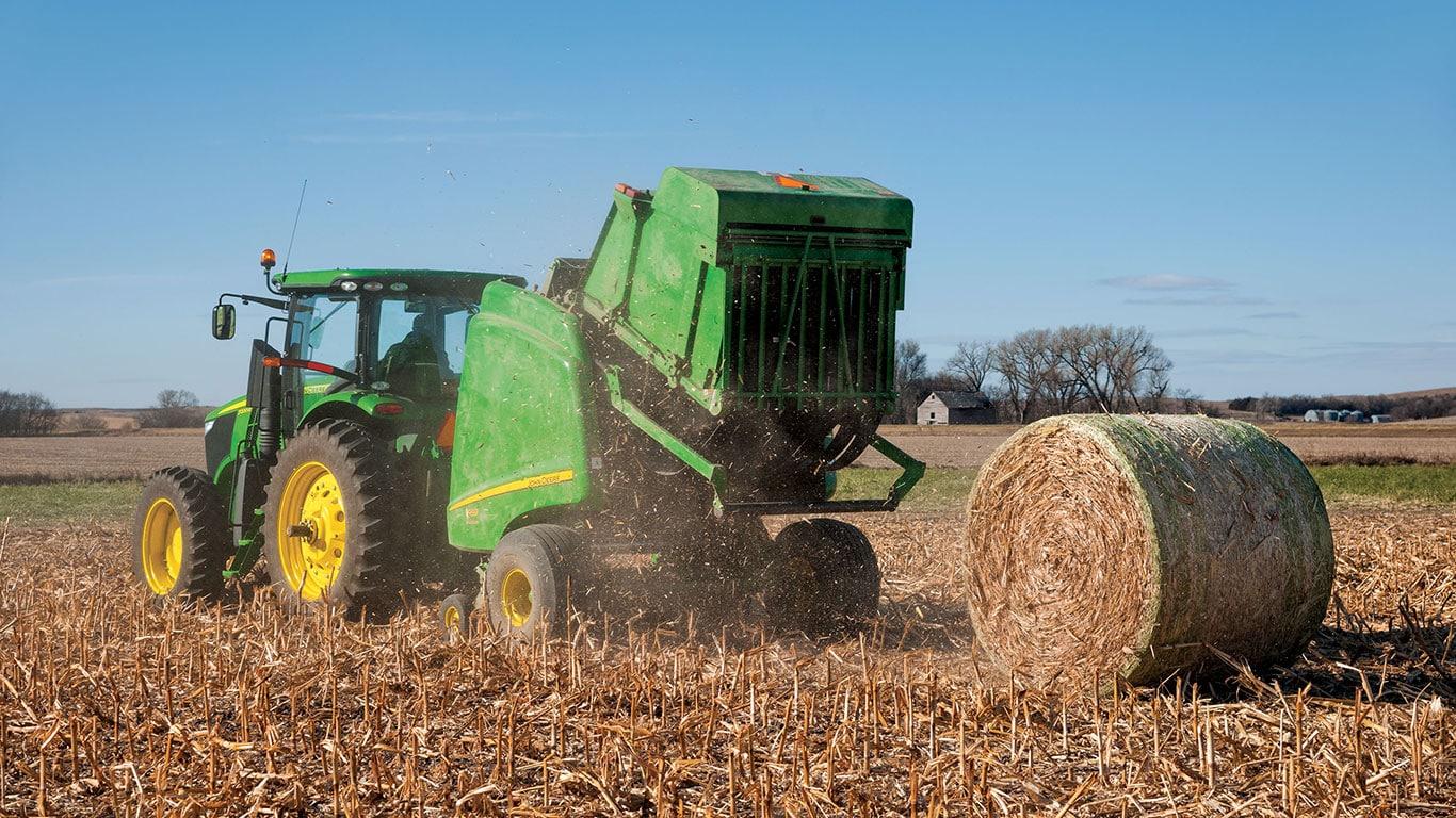Hay & Forage Parts | Parts & Service | John Deere US