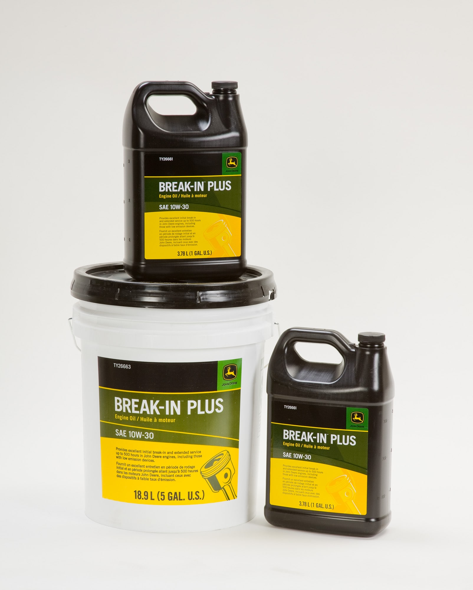 Oil, Filters, Grease & Coolants | Parts & Service | John