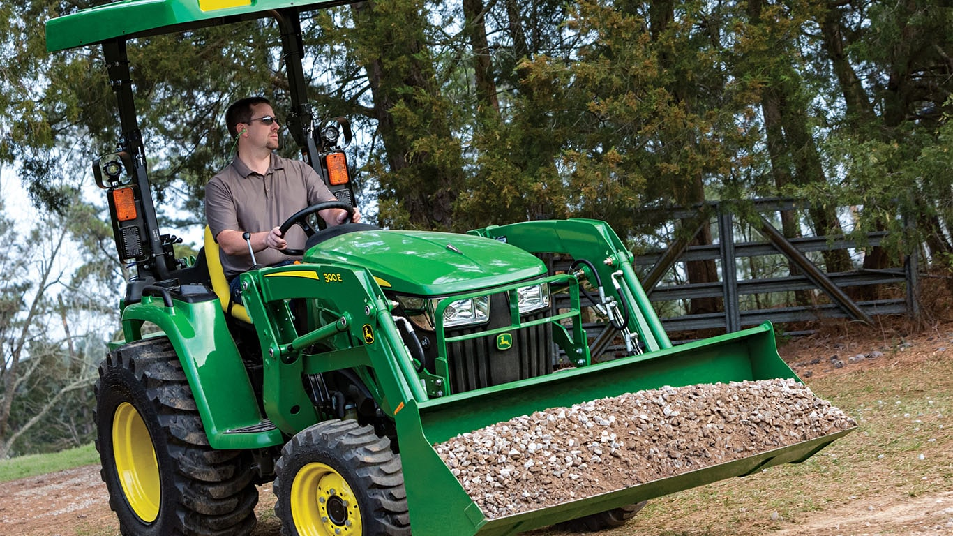 Compact Utility Tractor Offer