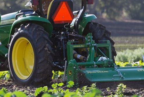 Utility Tractor Attachments & Accessories