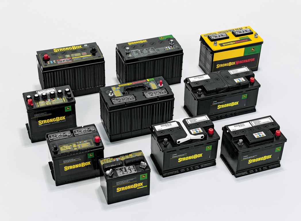 construction batteries