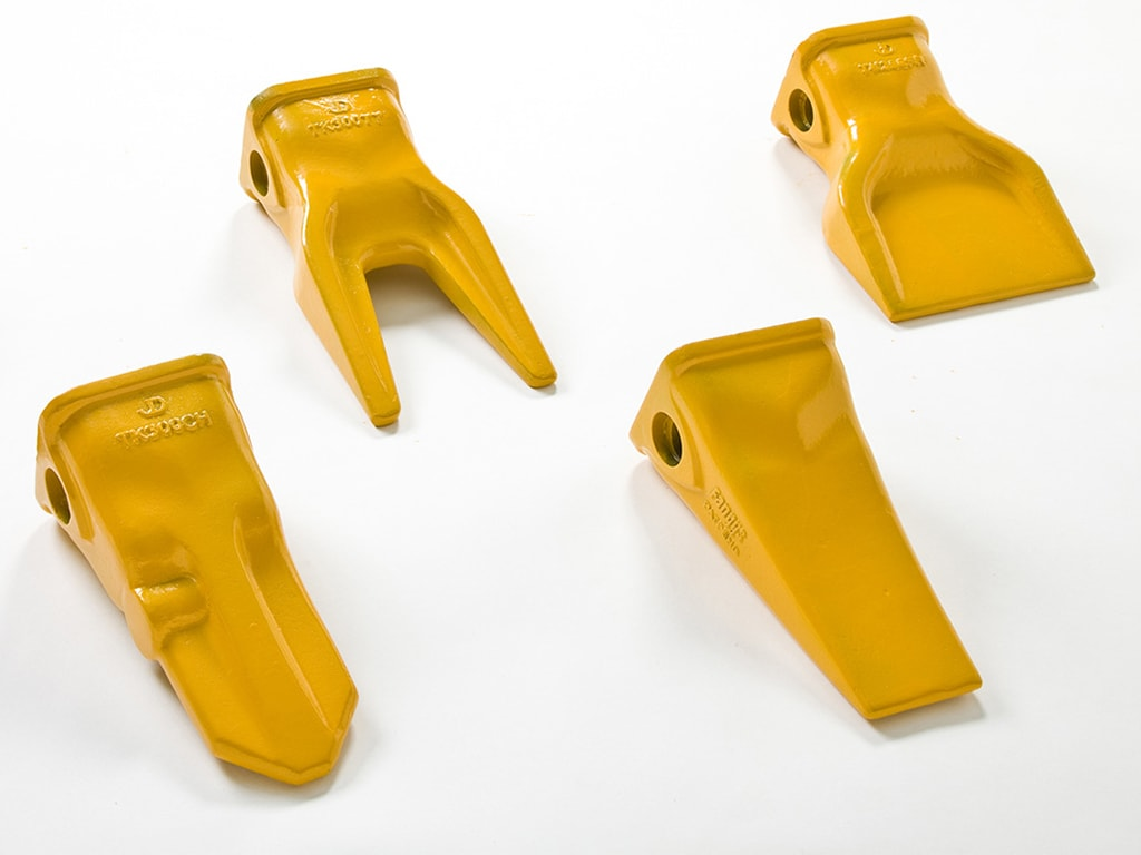 construction bucket teeth