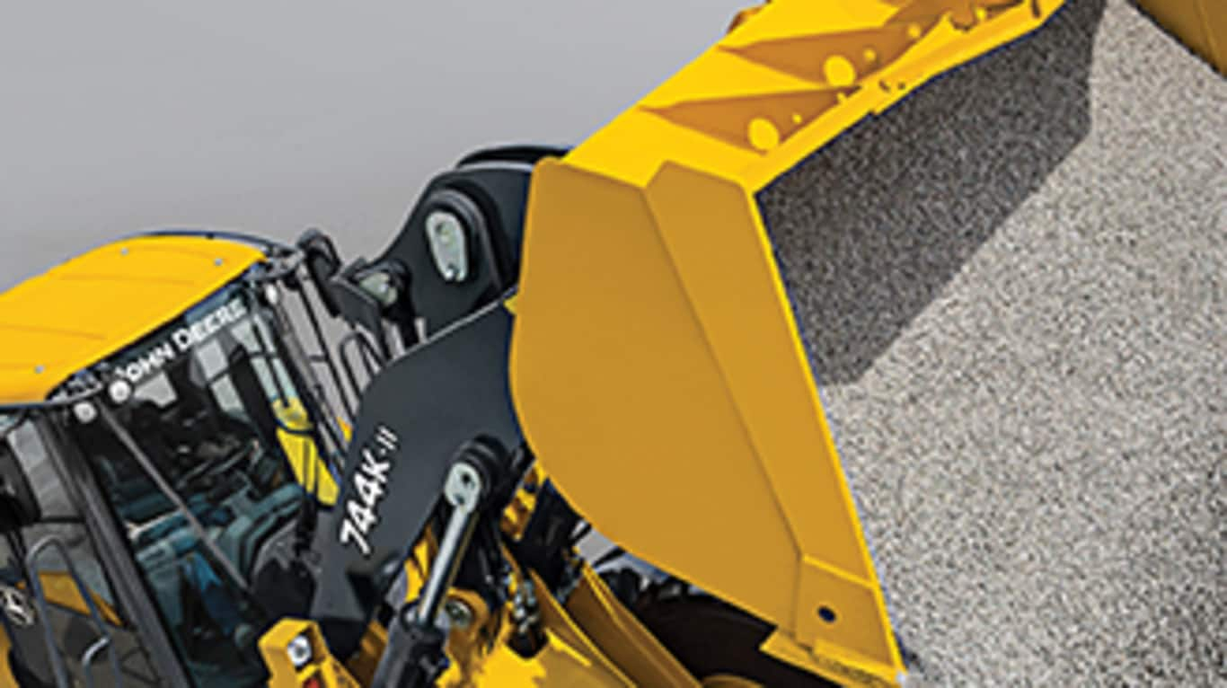 Dura-Max Cutting Edge on Bucket
