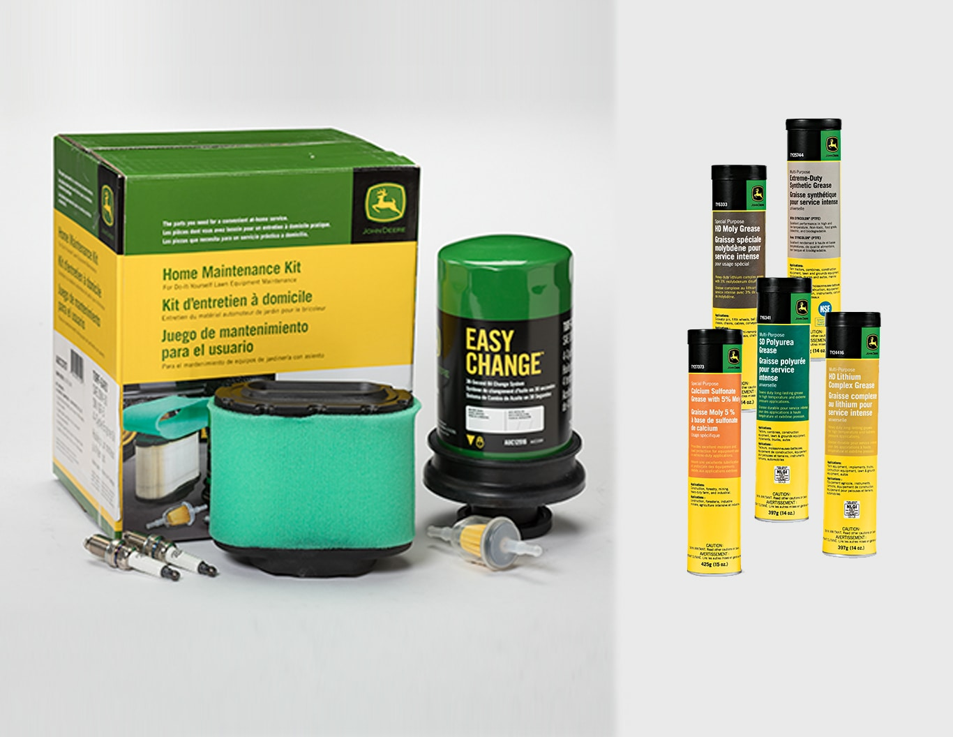 Home Maintenance Kits | Lawn and Garden Parts | JohnDeere com