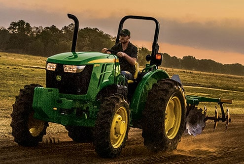 Explore Compact & Utility Tractor Parts