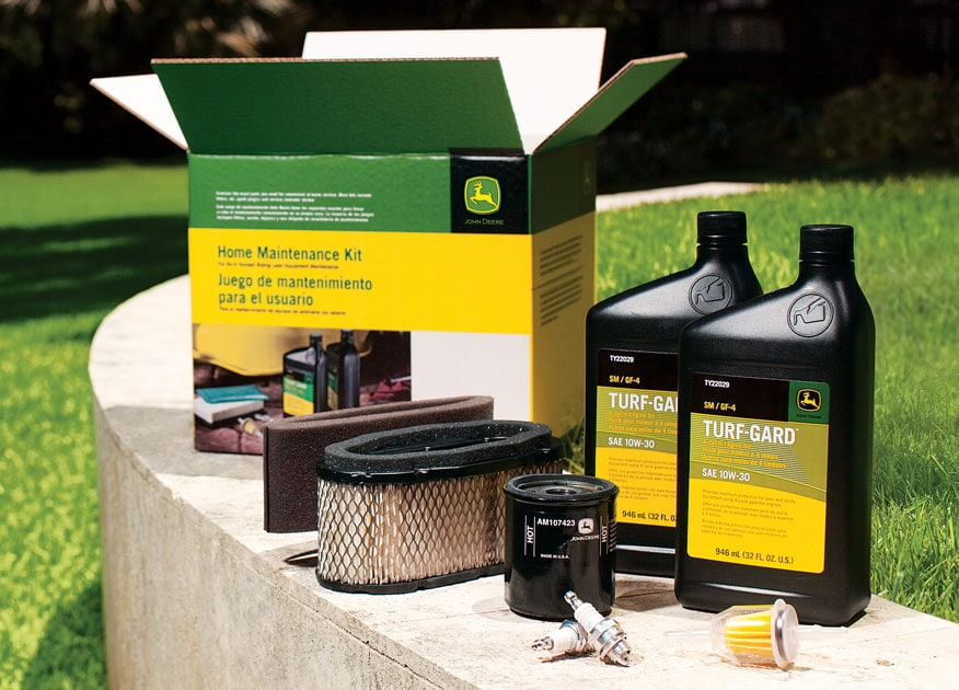 Home Maintenance Kit components