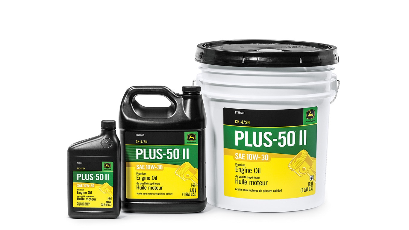 Oil, Filters, Grease & Coolants | Parts & Service | John Deere US