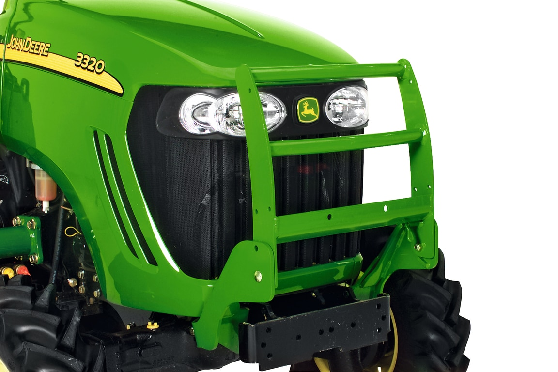 John Deere Hood Guards