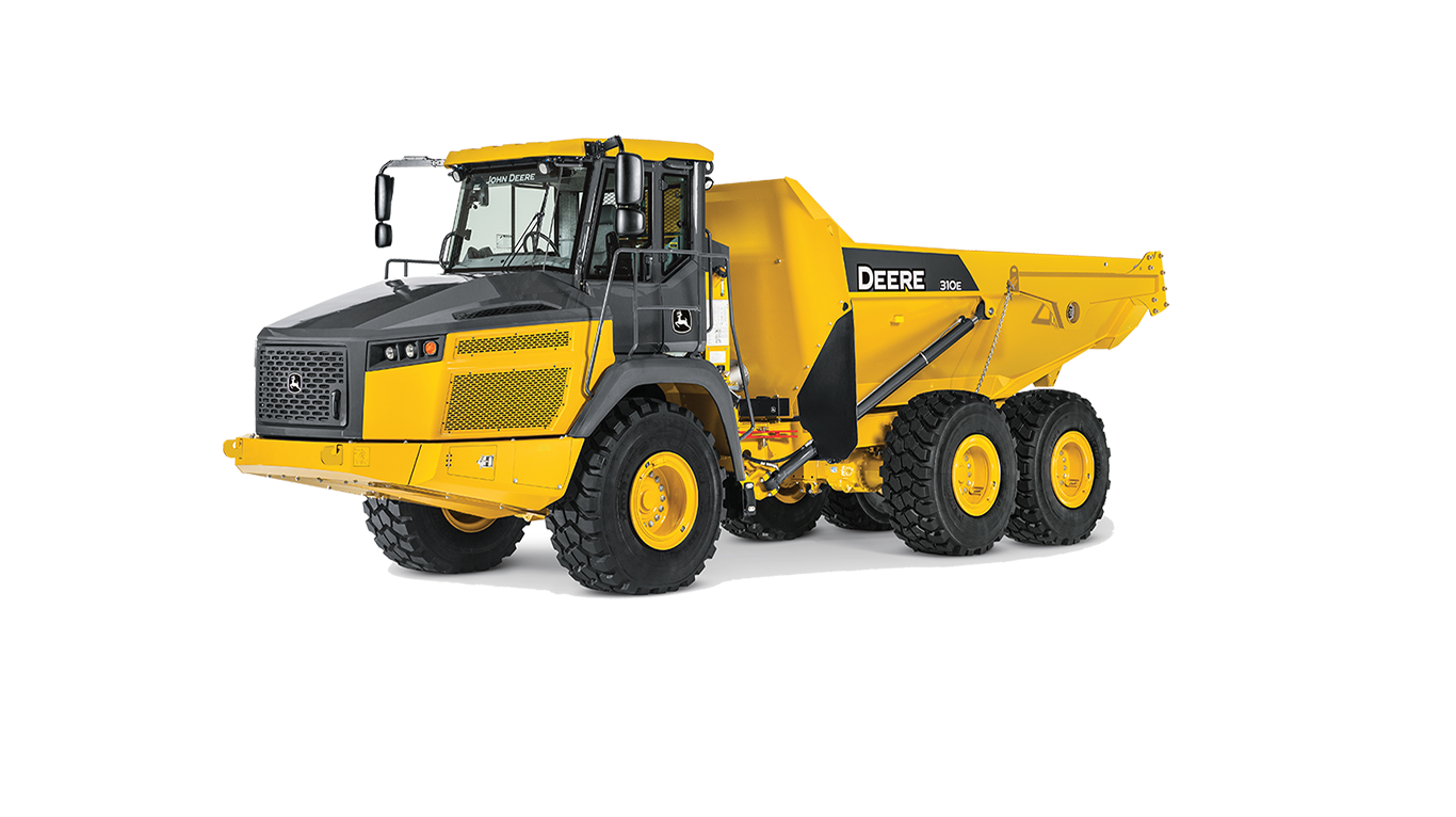 310e Articulated Dump Truck John Deere Ssa