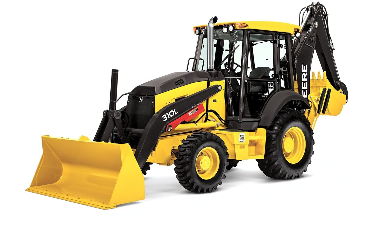310L | Backhoe | John Deere US