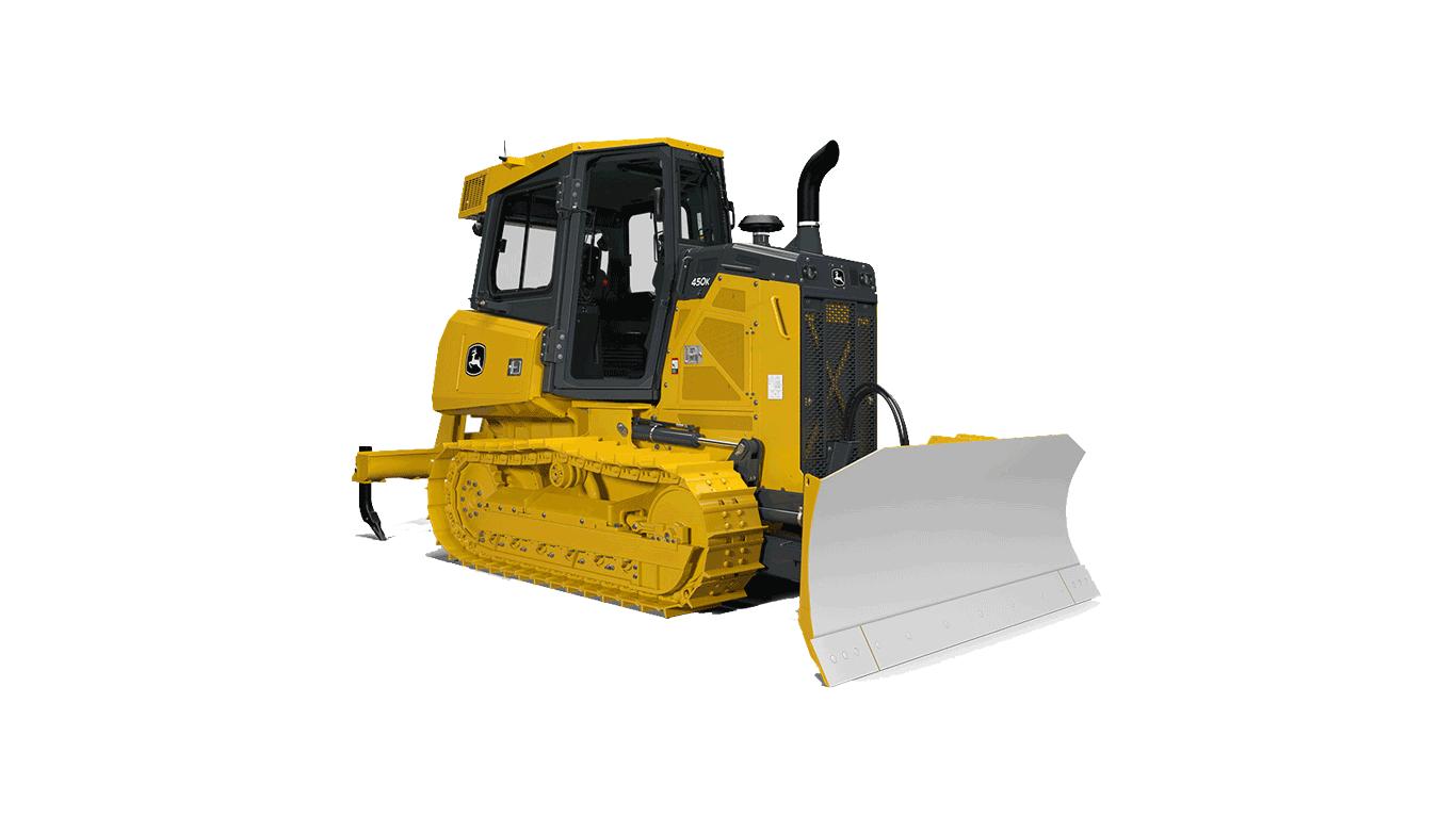 Crawler Dozer | 450K | John Deere US