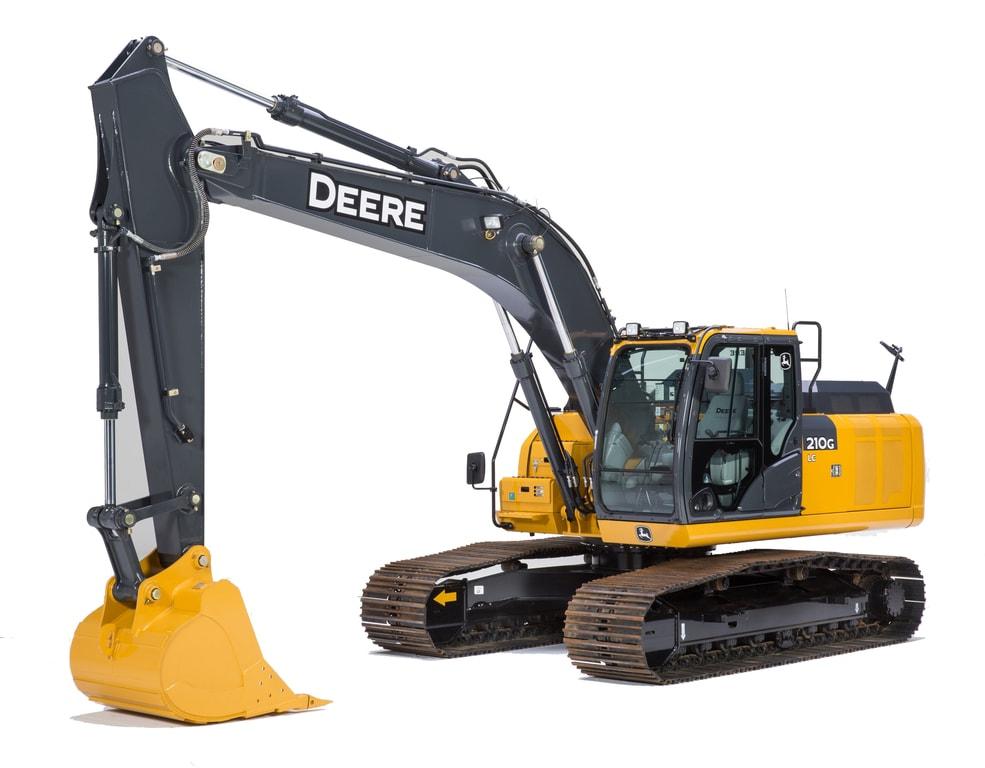 210G LC | Excavator | John Deere US