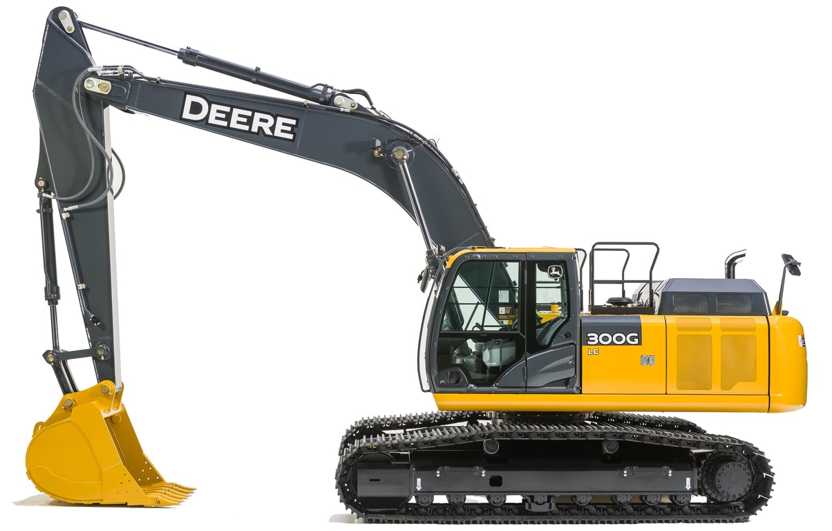 john deere 330 lc service manual