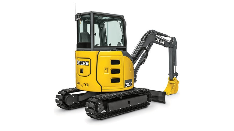 30G Compact Excavator