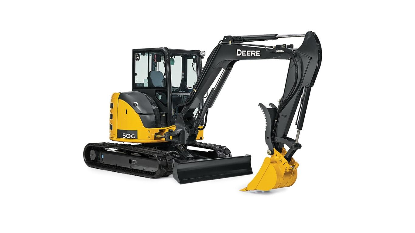 50G | Excavator | John Deere US