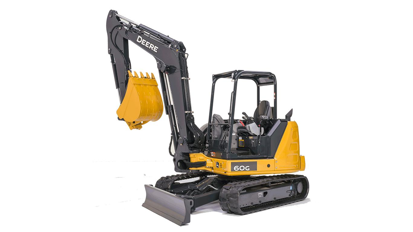 60G | Excavator | John Deere US