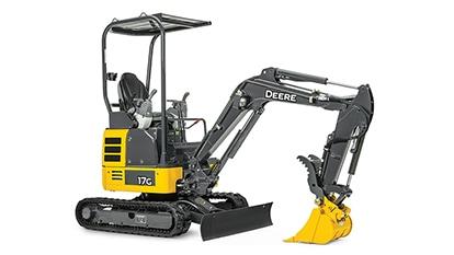 New John Deere Equipment
