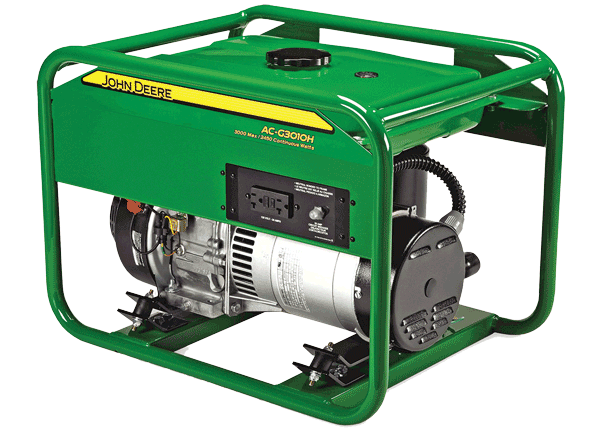 Generators | Home Workshop Products | John Deere US
