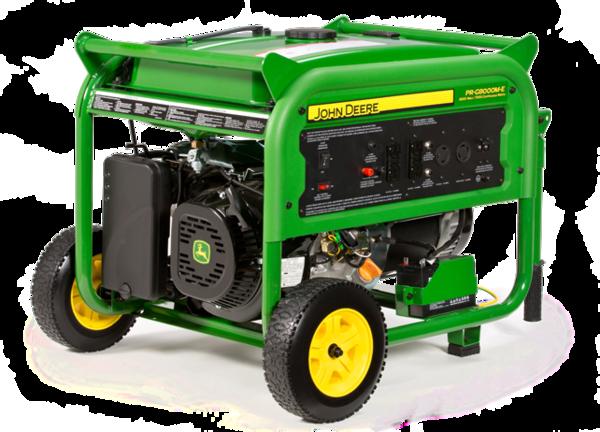 Generators | Home Workshop Products | John Deere US
