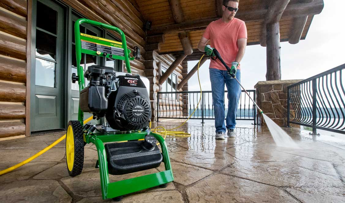 Pressure Washers | Home Workshop Products | John Deere US