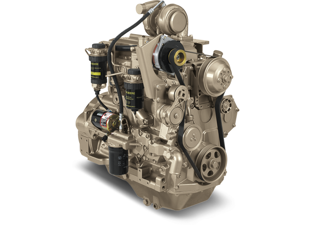 4045HF2854.5L Industrial Diesel Engine