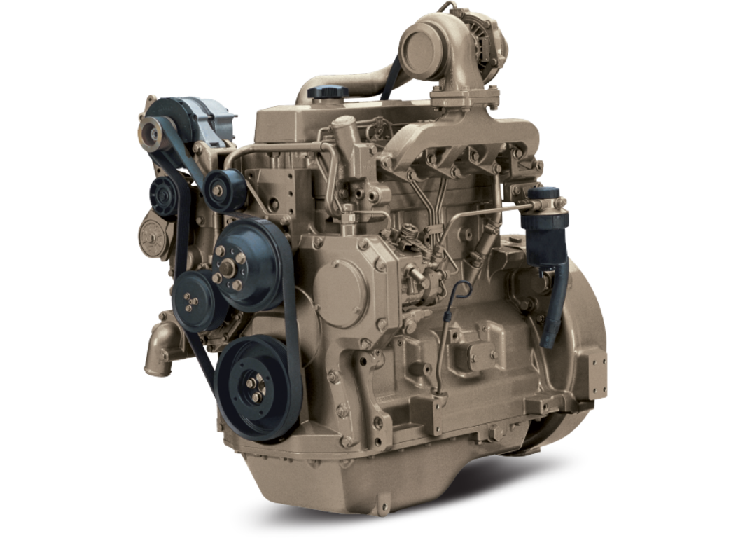 4045TF1504.5L Industrial Diesel Engine