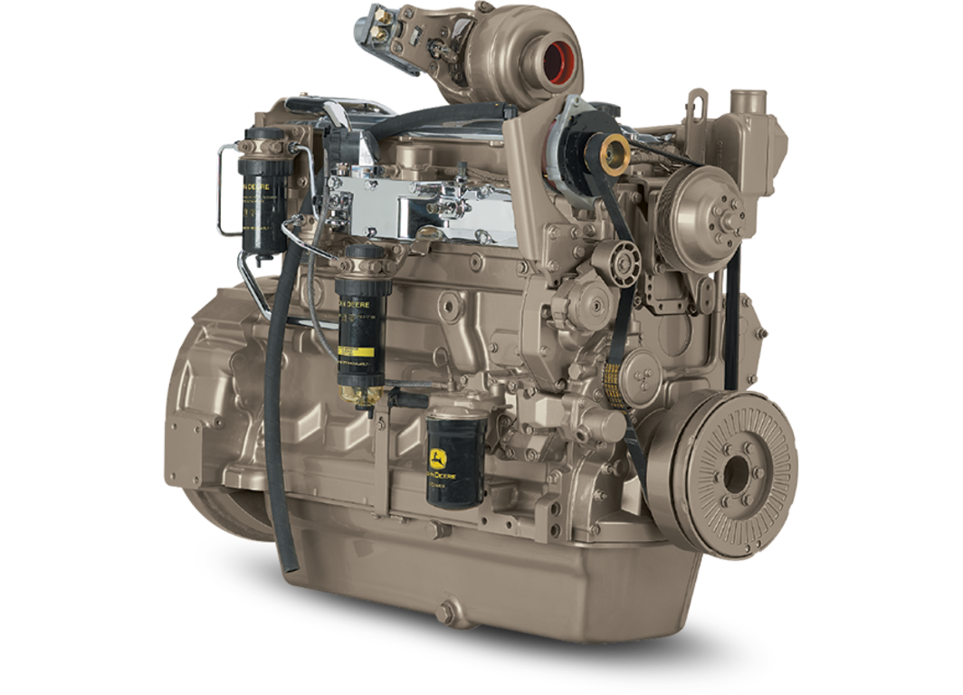 6068hf485 Industrial Diesel Engine John Deere Us Cat Turbocharger Diagram Of 6068hf48568l