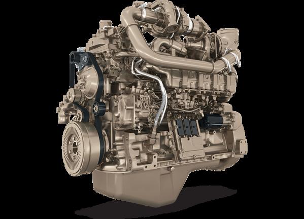 6.8L Industrial Diesel Engine