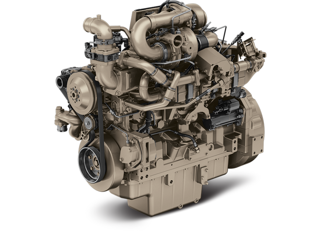 John Deere Engines : Hfc industrial diesel engine john deere us