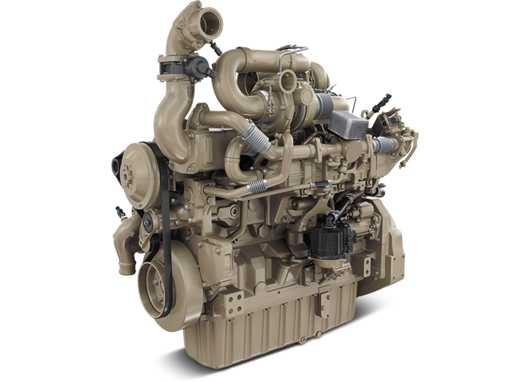6090HFC95 | Industrial Diesel Engine | John Deere US