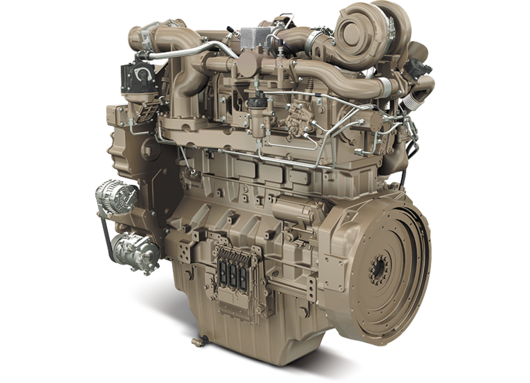 Industrial Diesel Engines | John Deere US