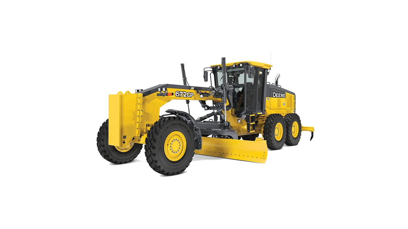 672G/GP | Motor Grader | John Deere US