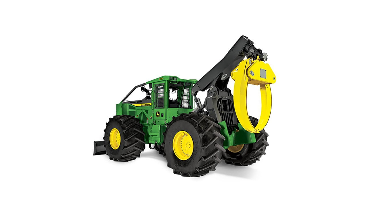 948L Grapple Skidder