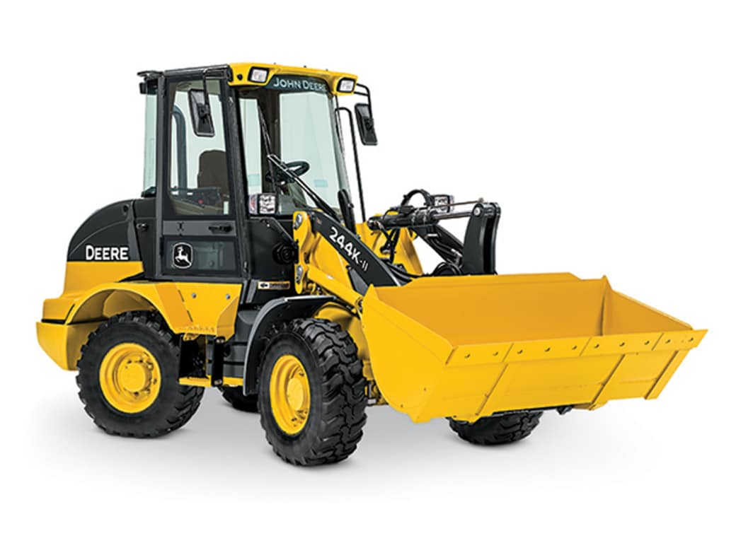 244K-II Compact Wheel Loader