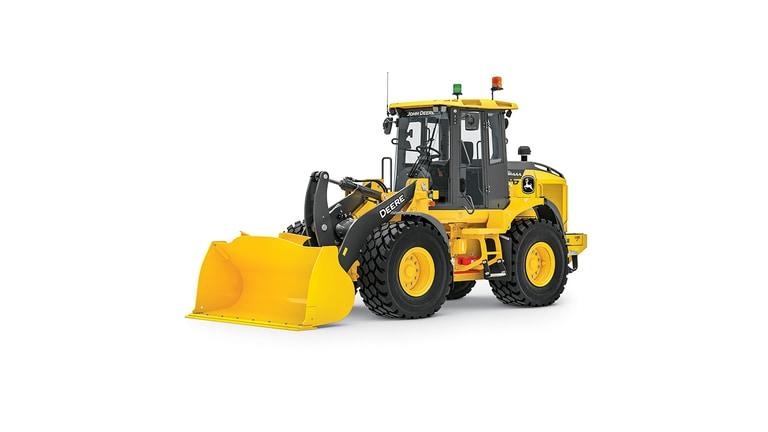 444 P-Tier Mid-Size Wheel Loader