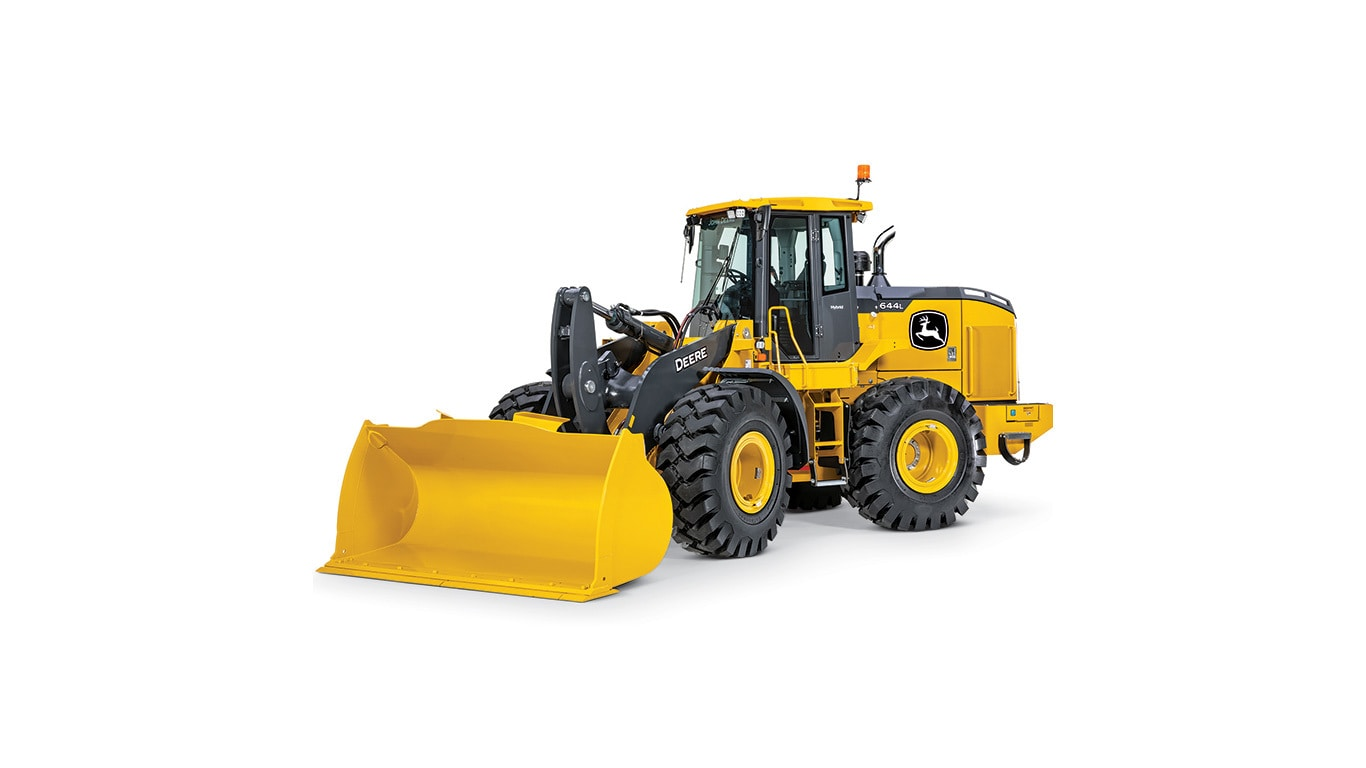 644L Mid-Size Wheel Loader