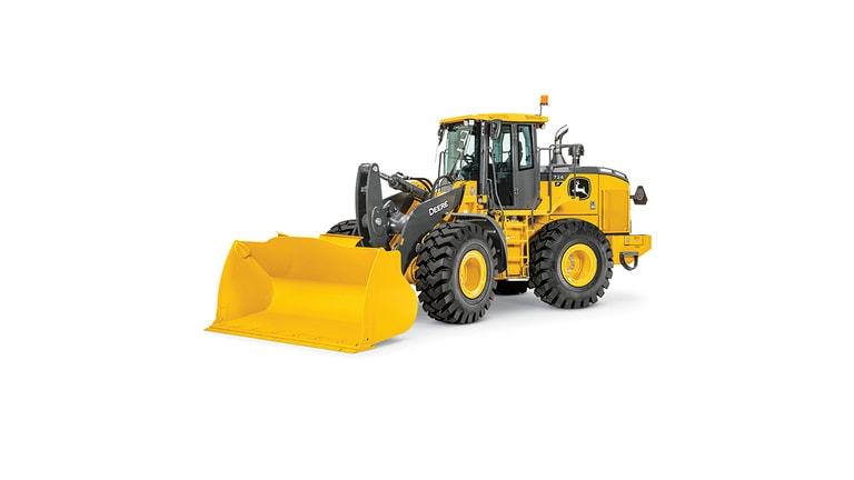 Mid-Size Wheel Loader