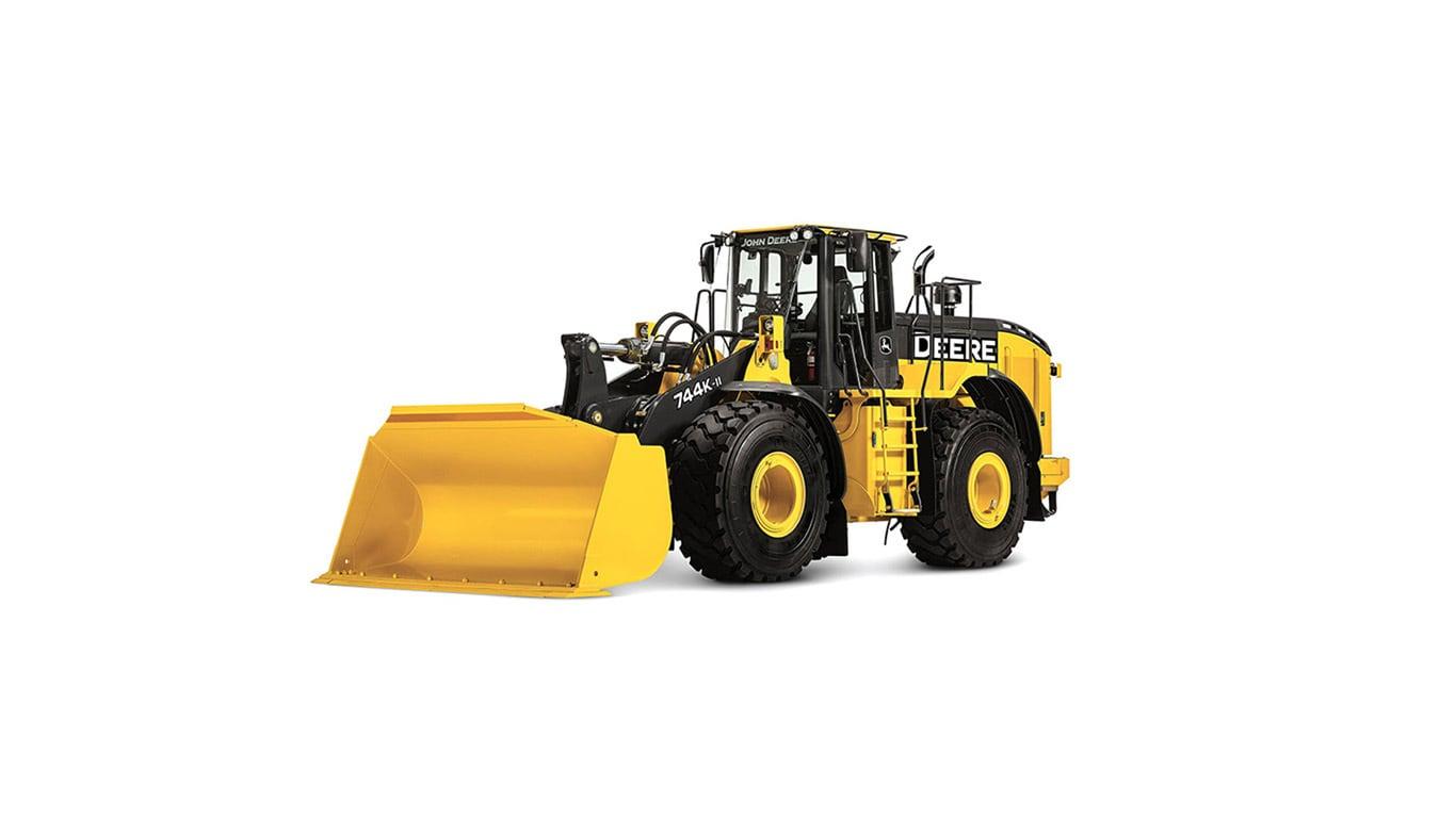 744K-II Heavy Wheel Loader