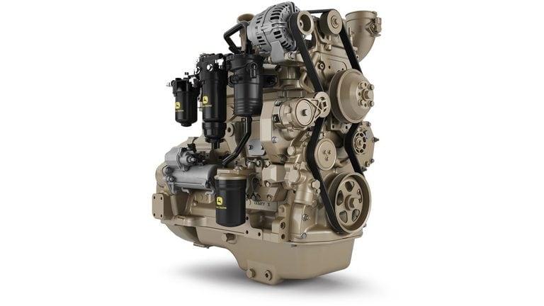 4.5L Generator Drive Engine