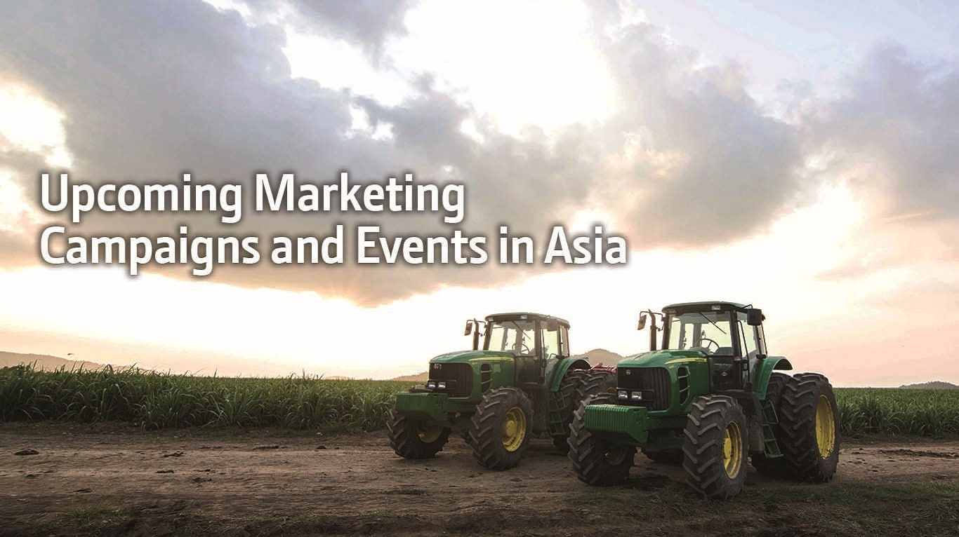 Upcoming Marketing Events in Asia