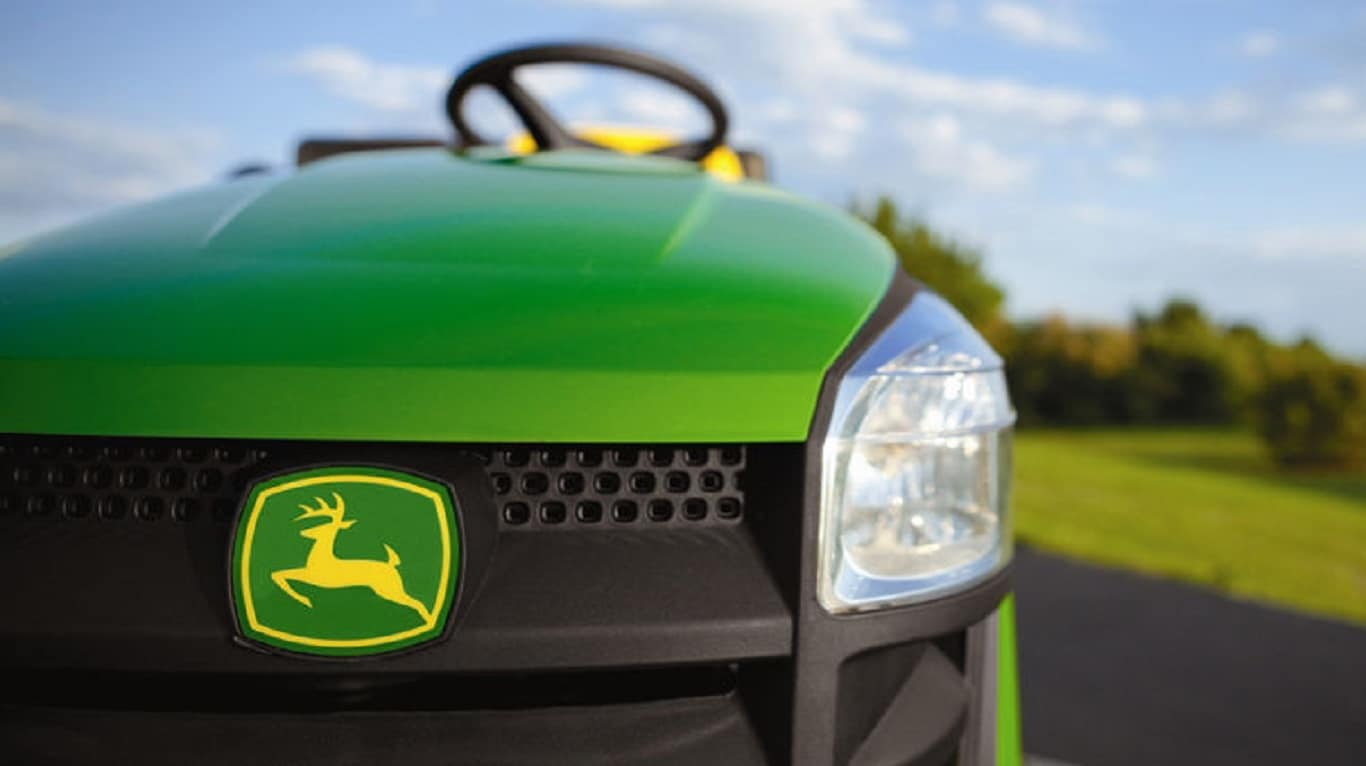 Why Choose John Deere?