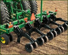Tillage Residue Management