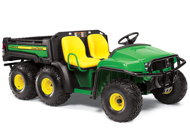th 6x4 gas gator utility vehicles john deere ssa rh deere com John Deere B Engine John Deere Gator Motor Replacement