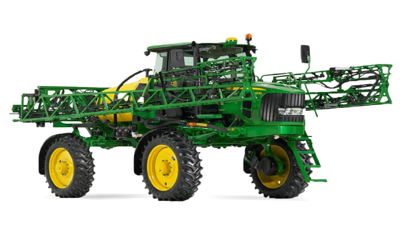 4630 SELF-PROPELLED SPRAYER